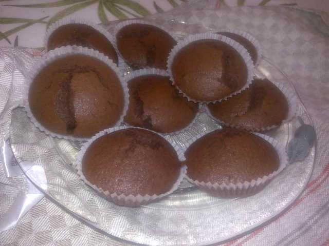Suklaa muffinit - Kotikokki.net - reseptit