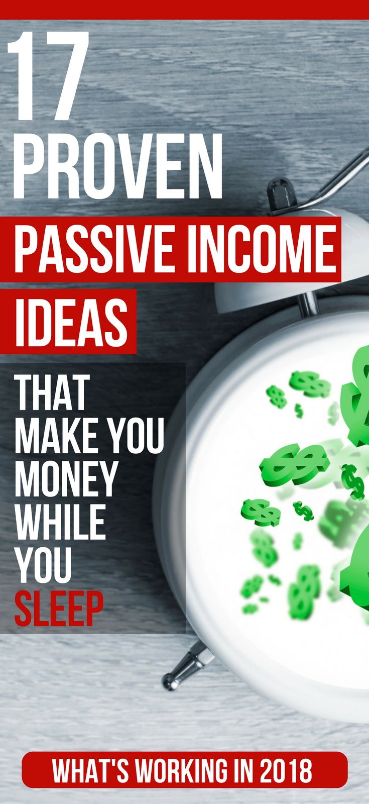 Check out this list of 17 ways to generate passive income today with little or no upfront investment.     passive income ideas | residual income | blogging    #passiveincome  via @https://www.pinterest.com/thewaystowealth/