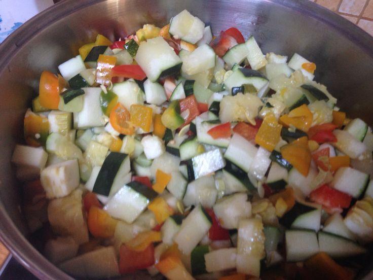 Warzywa do leczo