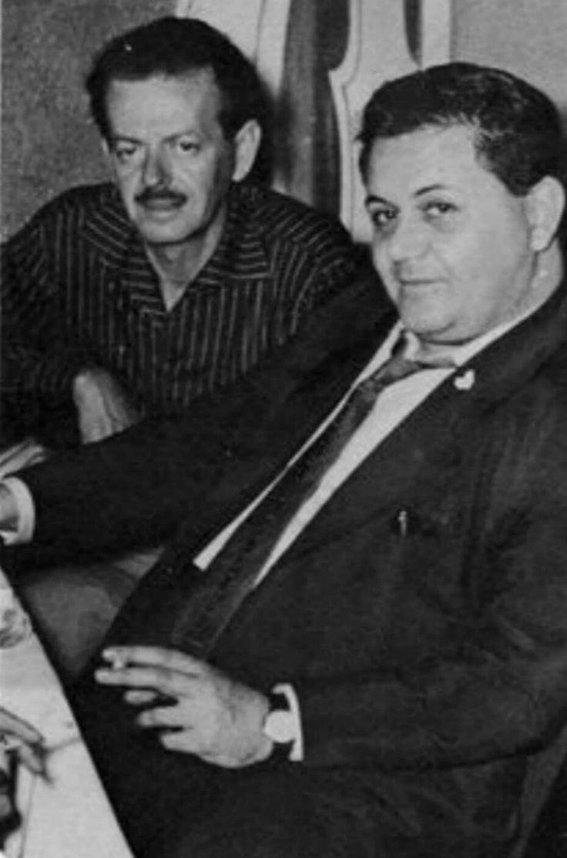 Βασίλης Τσιτσάνης & Μάνος Χατζιδάκις