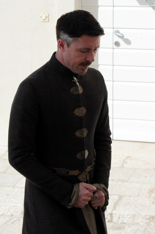 Aidan Gillen as Littlefinger, Game of Thrones, filming for season 3, Dubrovnik, 27 September 2012.Thrones Costumes, Games Of Thrones, Baelish Costumes, Thrones Nerdgasm, Petyr Littlefinger, Thrones Obsession, Game Of Thrones, Baelish Games, Petyr Baelish
