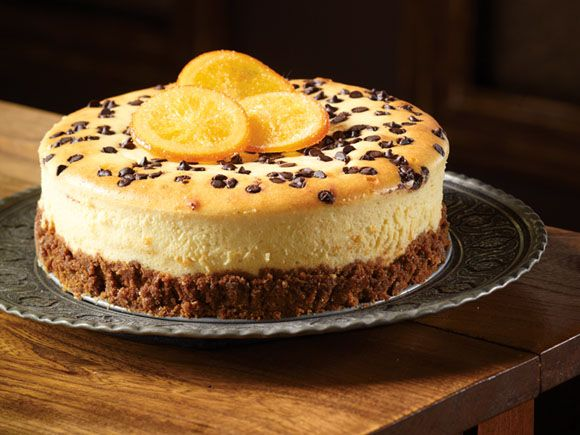 Cannoli Cheesecake | Pies, Cakes & Frostings | Pinterest