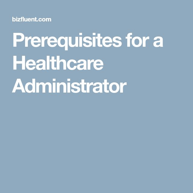 Best 25+ Healthcare administration ideas on Pinterest Masters - healthcare administration job description