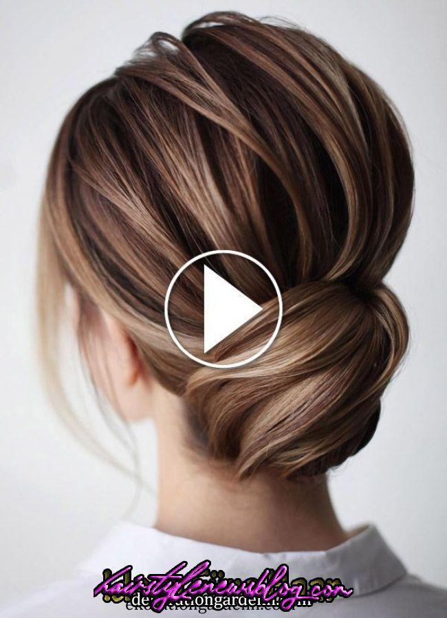 Haarpflege Haarpflege in 2020 | Bun hairstyles for long hair, Easy bun hairstyles, Bun hairstyles   Haarpflege Haarpflege in 2020 | Bun hairstyles for long hair, Easy bun hairstyles, Bun hairstyles
