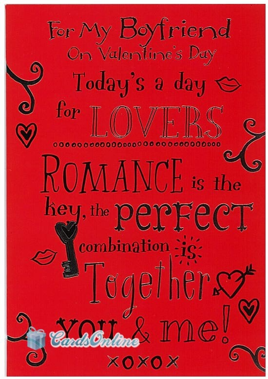 11 best images about Valentines Day Cards – Valentines Card for My Boyfriend