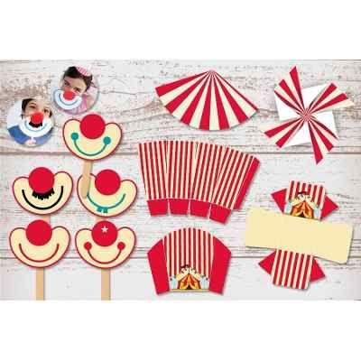 Kit Imprimible Cumpleaños Candy Bar Circo Nene Nena Varón a $ 180.Juegos y Juguetes, Disfraces y Cotillón, Kits Personalizados, Otros en ElProducto.co Capital Federal