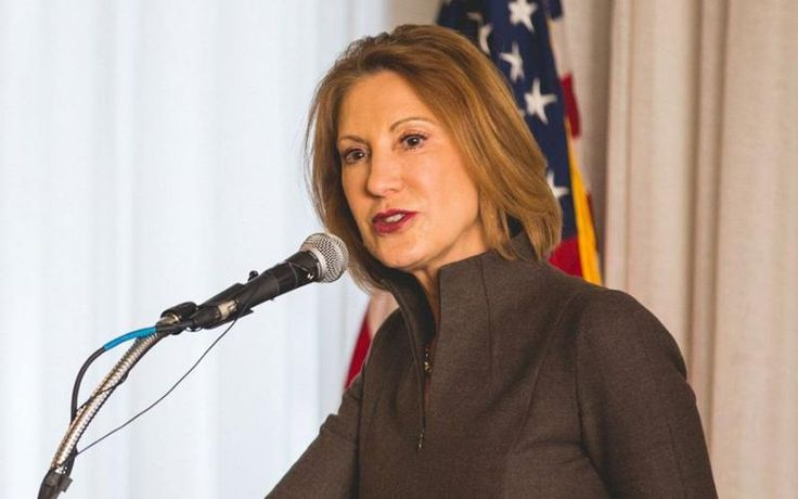 Carly Fiorina, a former Hewlett-Packard chief executive with deep roots in California, will join 10 other Republican presidential hopefuls onstage at the Reagan Presidential Library in Simi Valley, California, next week.