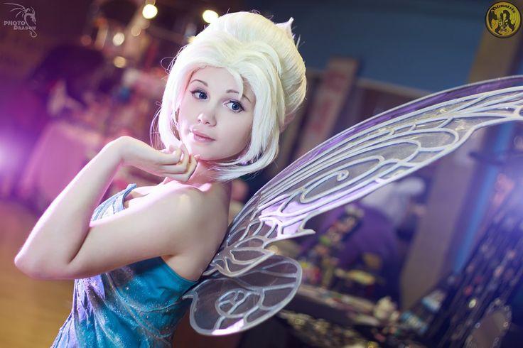 #cosplay #periwinkle #fairy #tinkerbell #secretofthewings #disney #me #sweet #winter #frost #fest #animatrix #disneycosplay