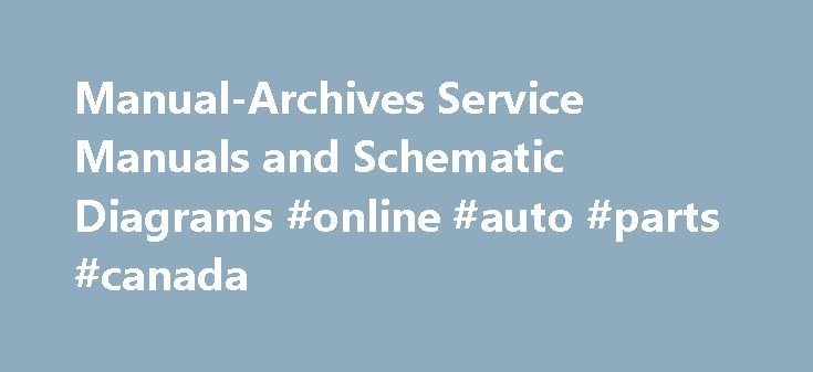 Manual-Archives Service Manuals and Schematic Diagrams #online #auto #parts #canada http://sweden.remmont.com/manual-archives-service-manuals-and-schematic-diagrams-online-auto-parts-canada/  #free auto repair manuals # LG 42PC1DA-UB Service Manual – Chassis PA-61B Plasma TV Description Of Controls, Specifications, Adjustment Instructions, Block Diagram, Exploded View, Exploded View Parts List, Replacement Parts List, Schematic Diagram, Printed Circuit Boards (PDF 47 Pages 21.5 MB) For PDF…