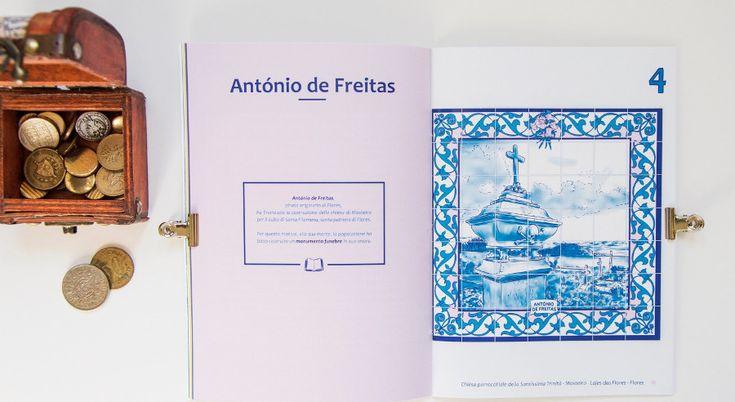 Flores, autobiografia di un'isola nel mezzo dell'Oceano Atlantico.