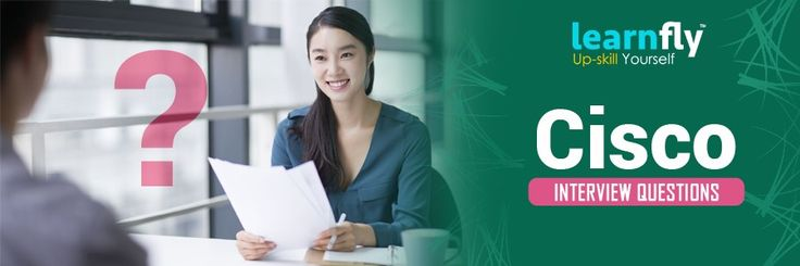 Cisco interview questions with answers Here are few Cisco interview questions with answers for your next interview and aptitude test. This will help you to get ready for the response to the job interview questions-  Call us to know more - +91 9650009769