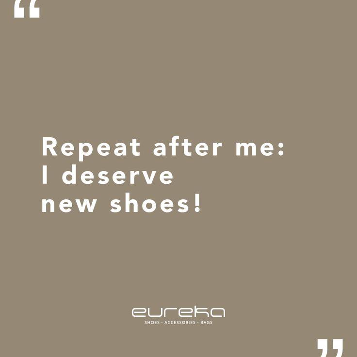 I deserve new shoes! I deserve new shoes! I deserve new shoes! #eurekashoes #eurekalovers #fw15 #velvet #inspiration