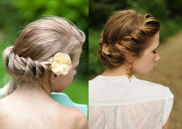 Hair and Make-up by Steph: The Braid Breakdown: Braids Hairstyles, French Braids, Braids Hair Style, Braids Breakdown, Winter Wedding Hairstyles, Summer Hair, Braids Ideas, Hair Braids, Twists Braids