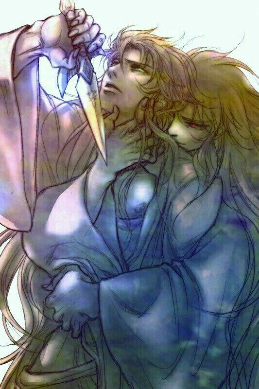 Saint Seiya | Saga & Kanon