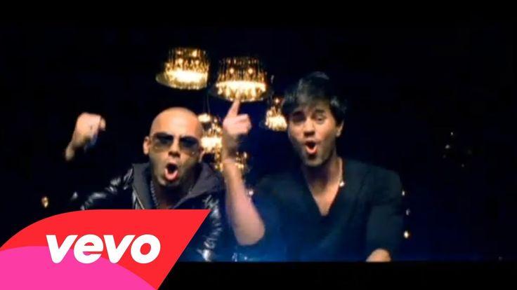 "Enrique Iglesias - No Me Digas Que No ft. Wisin, Yandel Feroza ... ""miss, u look exactly like her..."""