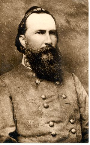"James Longstreet was one of the foremost Confederate generals of the American Civil War and the principal subordinate to General Robert E. Lee, who called him his ""Old War Horse."" Longstreet served in both the Eastern and Western theaters. Post-war he had a successful career in politics, serving in several posts under US Grant. (West Point - Class of 1842.)"
