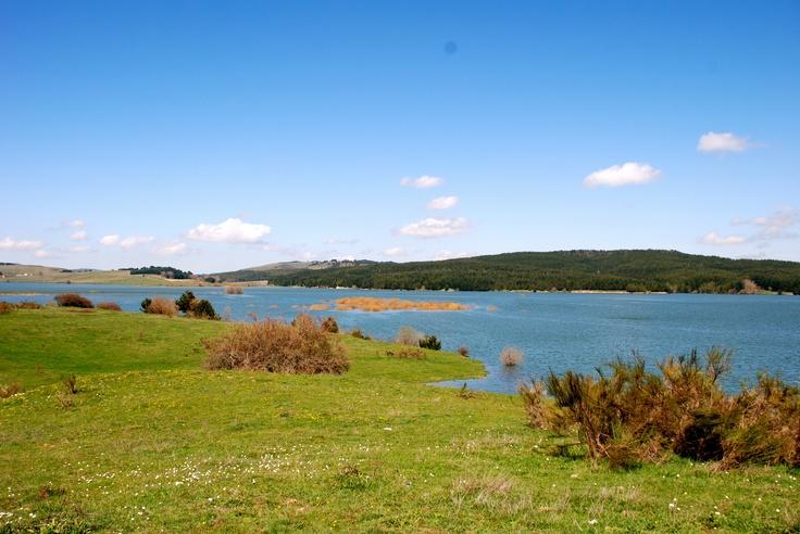 Lago Cecita in #Sila
