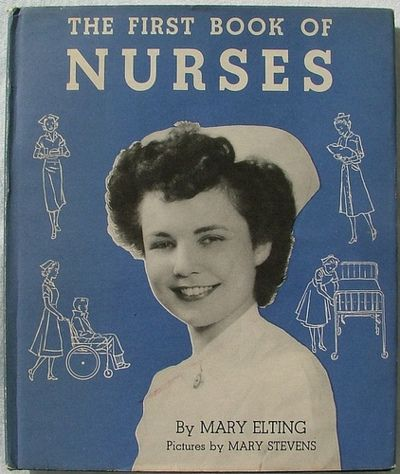sort of collecting vintage medical #nursing books @Emily Schoenfeld Smith i am going to find this book for you!  #bithdaypresent