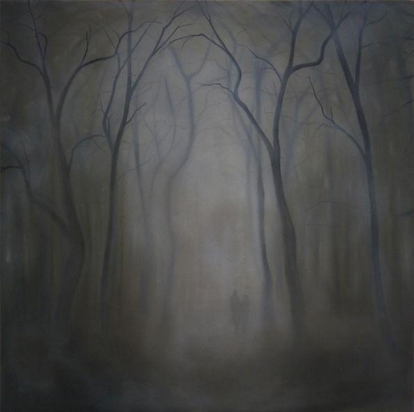 Paul Brown BA(Hons) Fine Art - Oil Painting