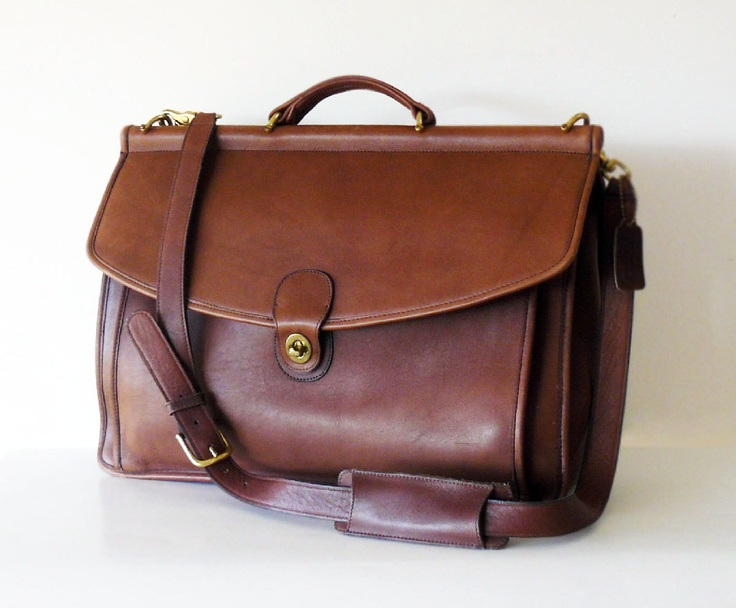 Image result for images of men's Coach Beekman briefcase