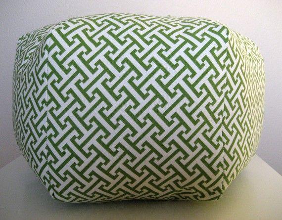 Attractive No Sew Floor Pillow Pouf Instructions Festooning Best