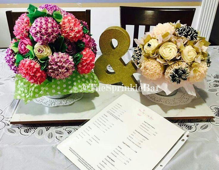 Cupcake Arrangement