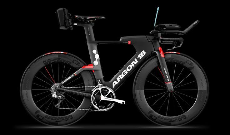 ARGON 18 LAUNCHES A NEW LINE OF TRIATHLON BIKES | Argon 18