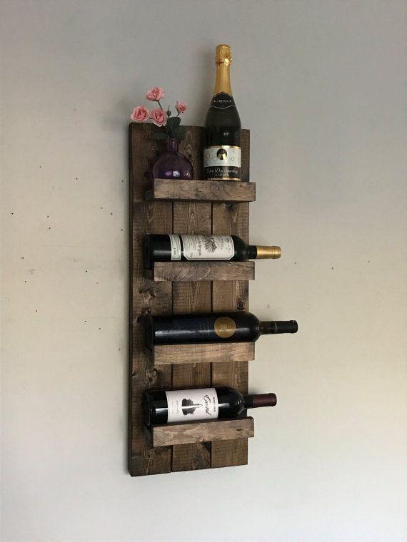 Best 25+ Wall mounted wine racks ideas on Pinterest | Wine ...