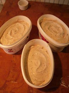 LCHF bringebær-is med eller uten ismaskin « Ingrids Blogg