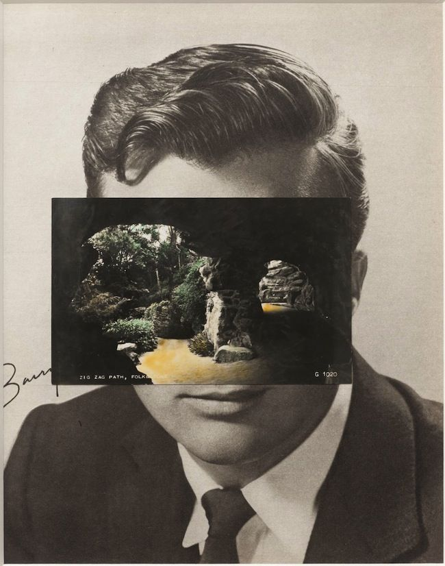 jhon stezaker-working for the collection