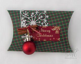 Скрапотерапия: Упаковываем подарки