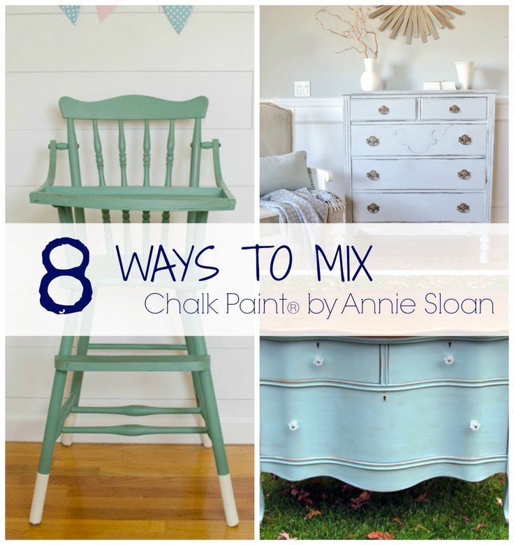 2132 best Painted and decoupaged furniture mostly using Chalk