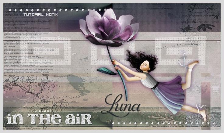 Monik Desing - in the air
