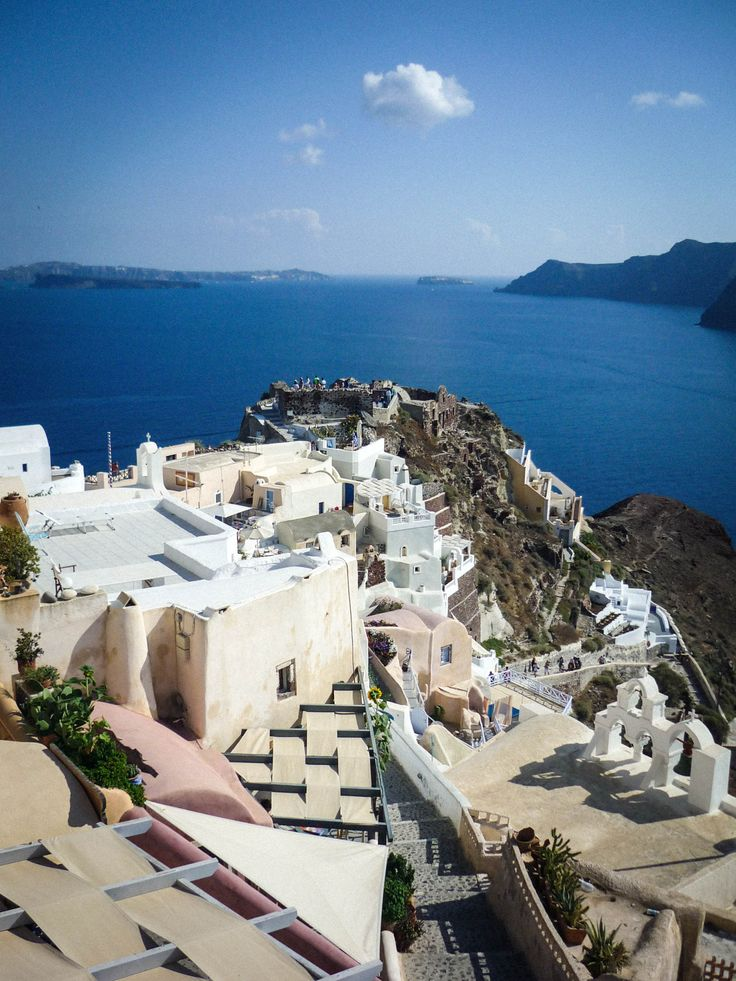 Oia, Santorini, Greece Download here.