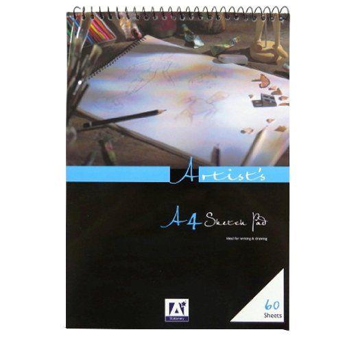 Blocco Da Disegno Artistico A4 x60 Fogli Anker http://www.amazon.it/dp/B0017R4MB8/ref=cm_sw_r_pi_dp_PfgPtb1BAEMNMDAR