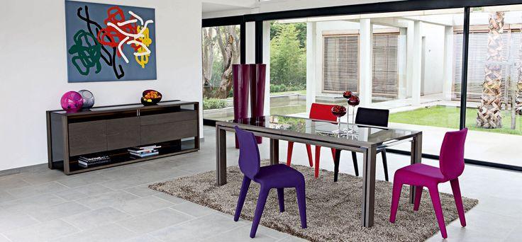 10 best les salles manger chez roche bobois c te d. Black Bedroom Furniture Sets. Home Design Ideas