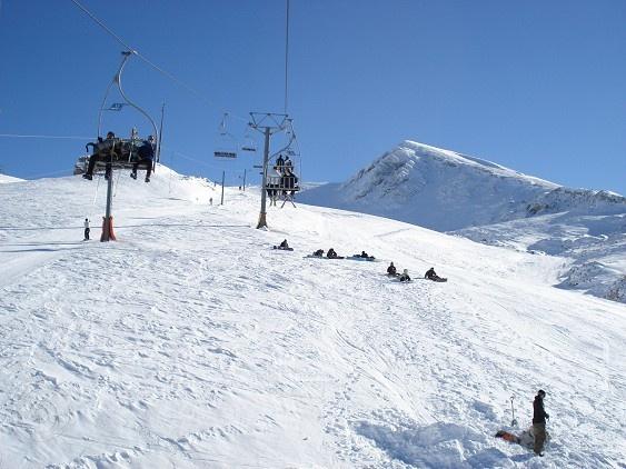 Χιονοπτώσεις για σκι από Παρασκευή
