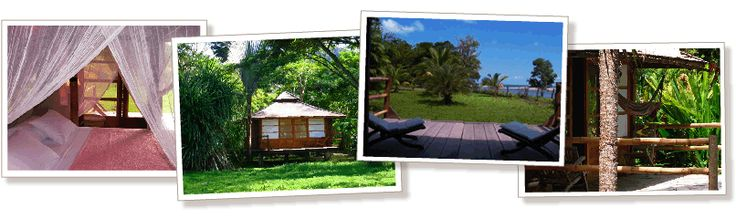ACAJOU is a small, #eco-friendly, family run hotel situated on the beautiful and dramatic northern Coast of Trinidad in a little fishing village called Grande Riviere.