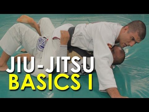 Brazilian Jiu-Jitsu: Basic Moves — Part I [VIDEO] | The Art of Manliness