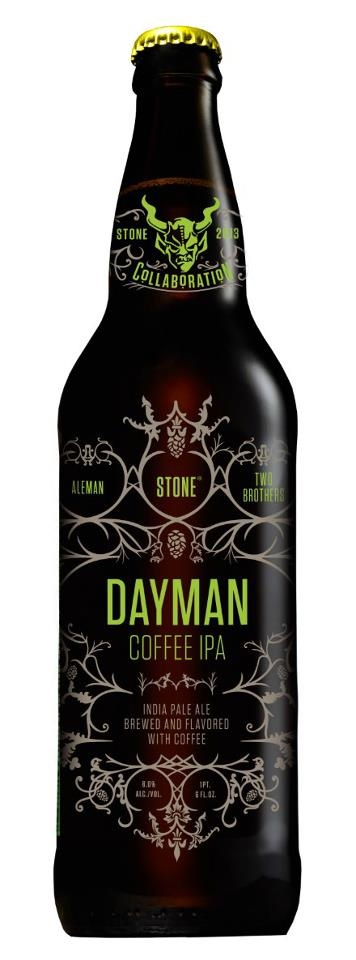 "Stone Dayman Coffee IPA- A new collaboration from Stone, Aleman and Two Brothers: ""Dayman"" from It's Always Sunny in Philadelphia!"