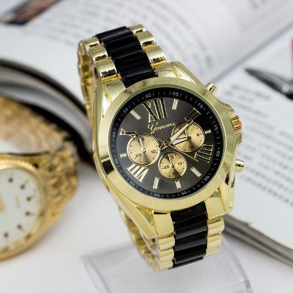 Men's Gold Wristwatch (2 Styles) $14.99USD