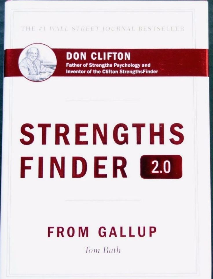 Strengths Finder 2.0 by Tom Rath (2007) Hardcover Bestseller #Textbook