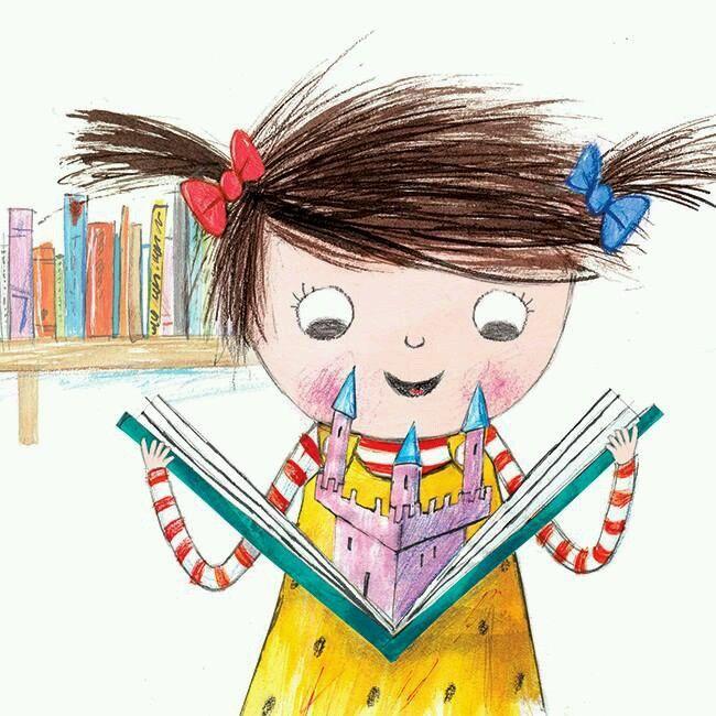 """Resultado de imagem para imagens infantis ligadas ao livro e à leitura"""""""