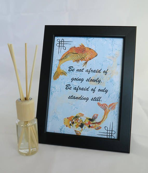 Fish Quote 8x10 and 5x7 Printable