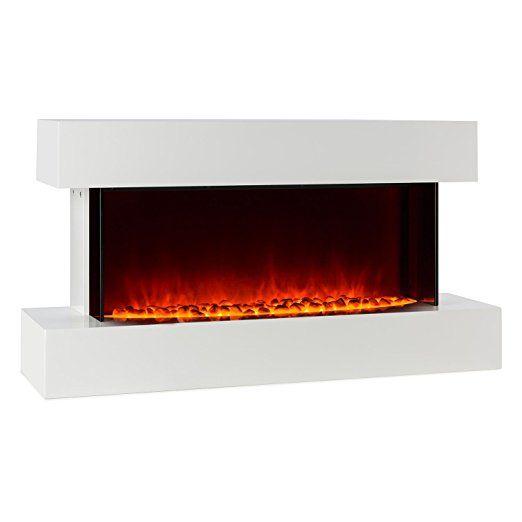 klarstein studio 2 elektrischer kamin heizl fter. Black Bedroom Furniture Sets. Home Design Ideas
