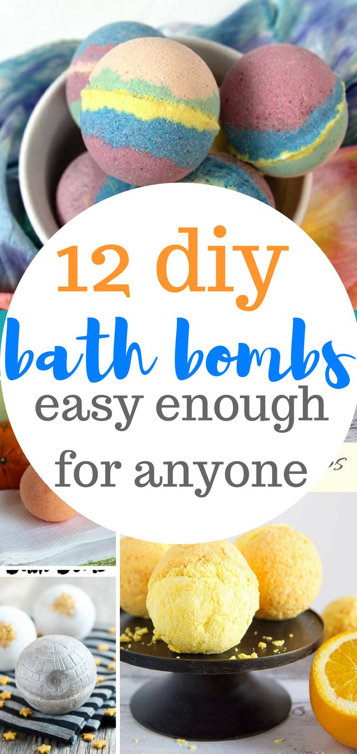 Save yourself a ton of money and make your own bath bombs! Here's how!   Bath Bombs, DIY Bath Bombs, Bath Bomb Recipes, Natural Living, Natural Beauty Products, Homemade Beauty Products