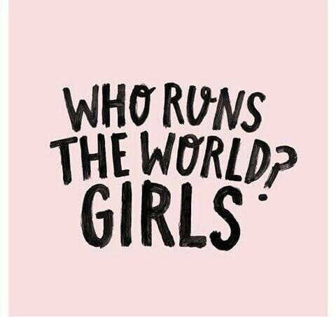 florhalmist: Who runs the world?