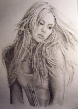 Shakira - shakira Fan Art