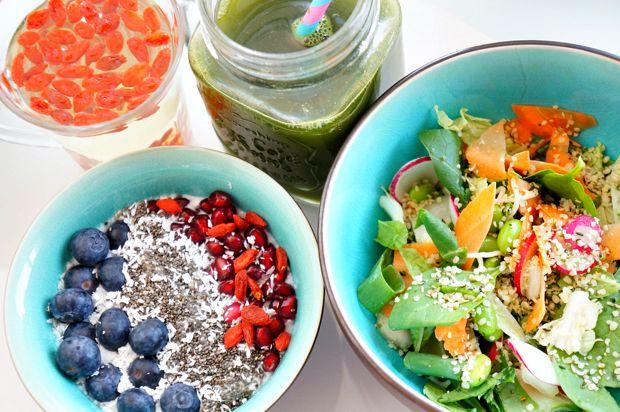 Kruidvat superfood dingies door BeautyLab.nl