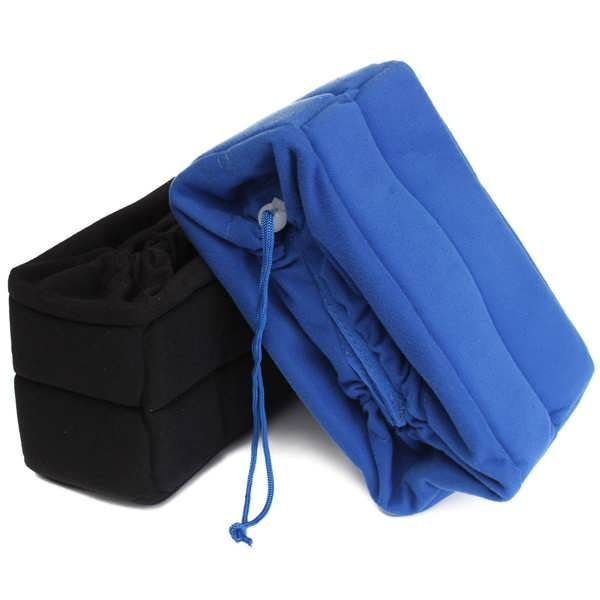 Camera Len Insert Bag Protect Package Case Partition Padded Pouch For DSLR SLR  Worldwide delivery. Original best quality product for 70% of it's real price. Buying this product is extra profitable, because we have good production source. 1 day products dispatch from warehouse. Fast &...